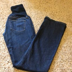 CITIZENS OF HUMANITY MATERNITY JEANS SIZE 28!!